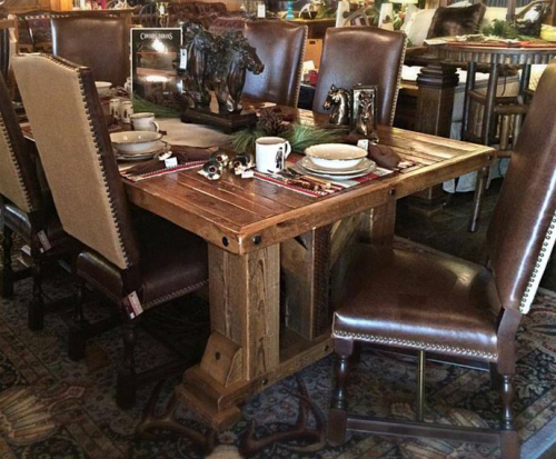 Barnwood Dining Sets