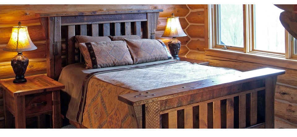 s barndoor custom barnwood utah log bedroom furniture bradley wyoming barndoorbarnwoodbed etc rustic wood and barn set
